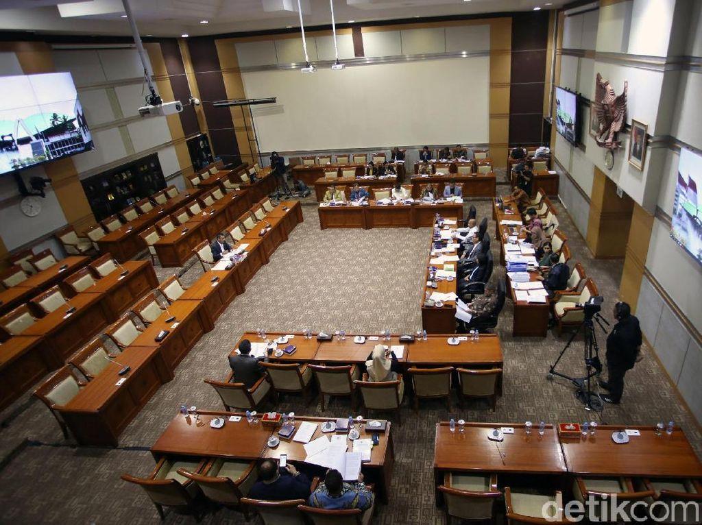 Capim Luthfi Setuju Revisi UU KPK Asal Hati-hati