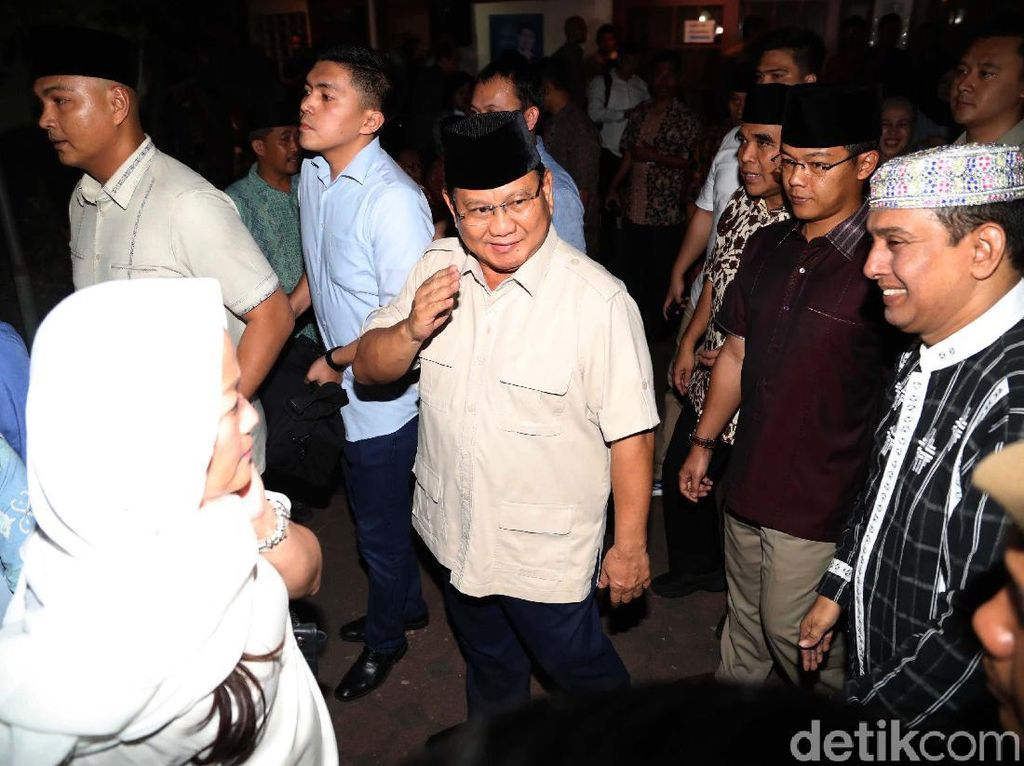 Prabowo, Sandiaga dan Tokoh Nasional Melayat Jenazah BJ Habibie