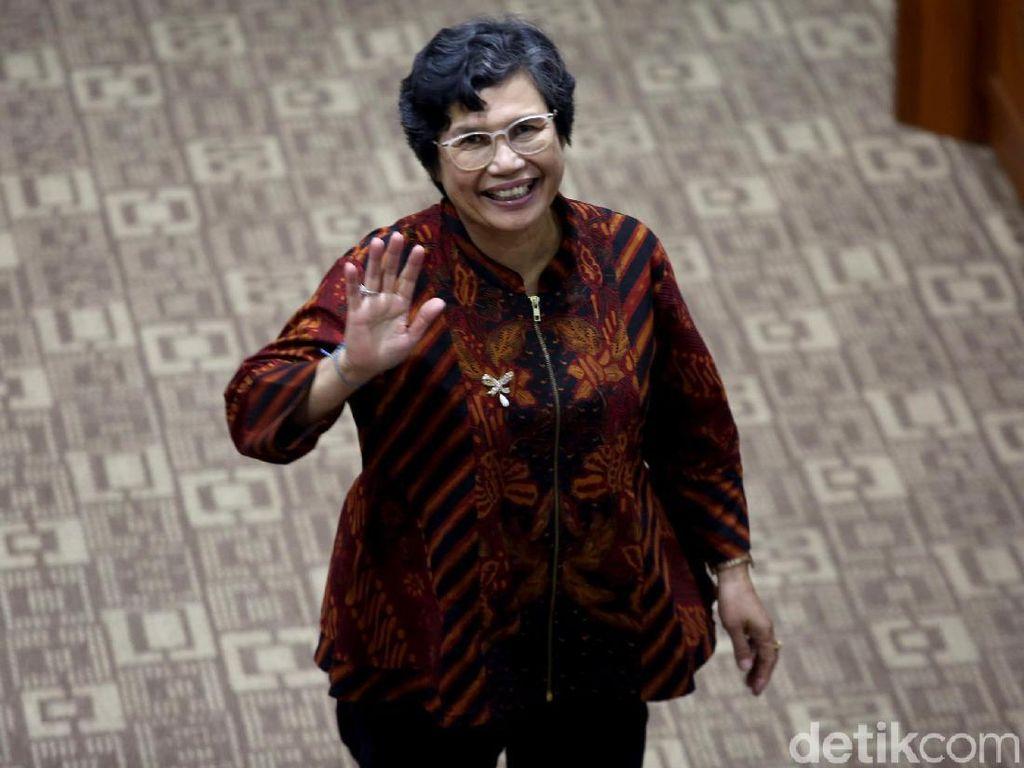Diuji Komisi III DPR, Capim Lili Bicara Revisi UU KPK