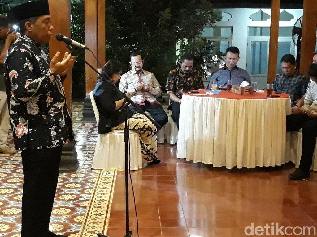 Warga Solo Doa Bersama untuk BJ Habibie di Rumah Wali Kota