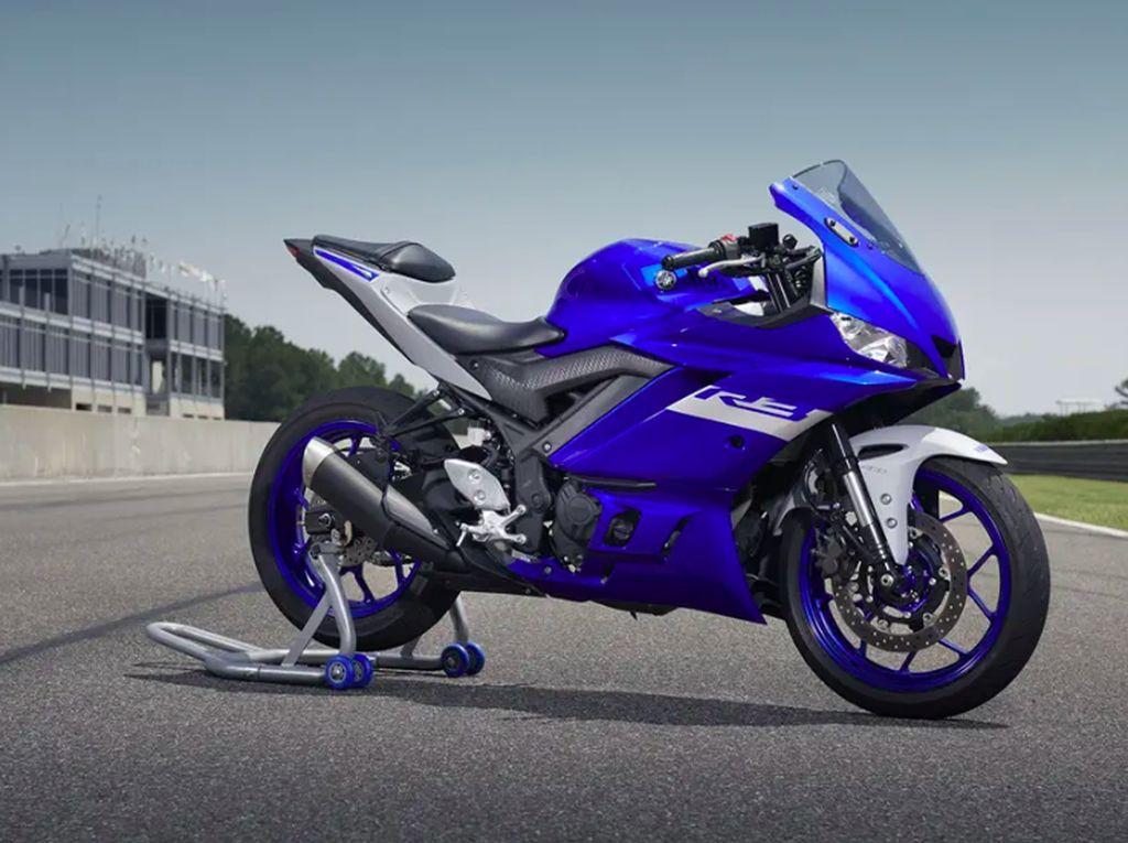 Yamaha Punya Warna Baru untuk Moge R3 dan R6