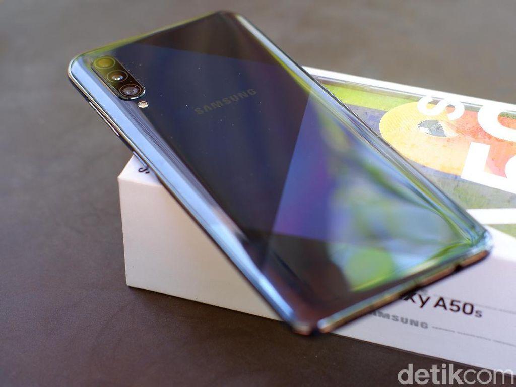 Unboxing Galaxy A50s! Penerus A50 yang Kini Sudah Tamat Produksi