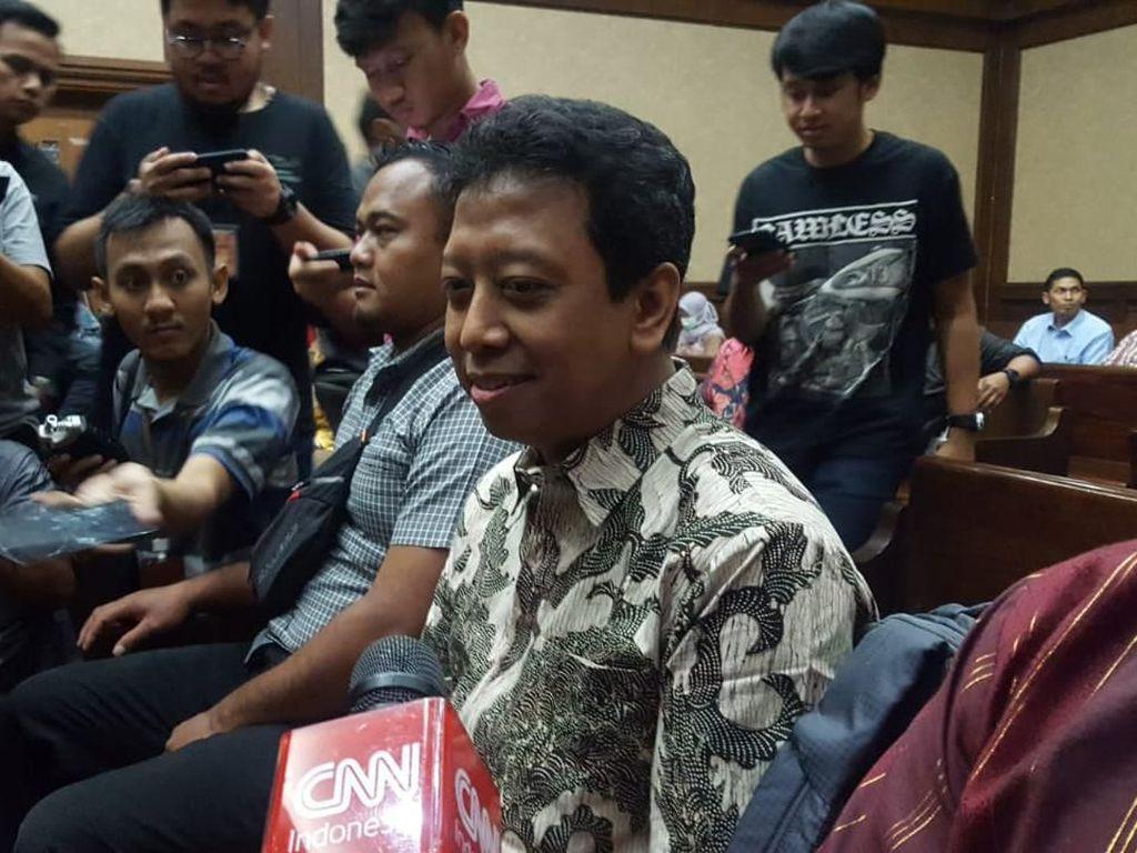 Jaksa KPK: Rommy Minta Lukman Hakim Pilih Haris dengan Segala Risiko