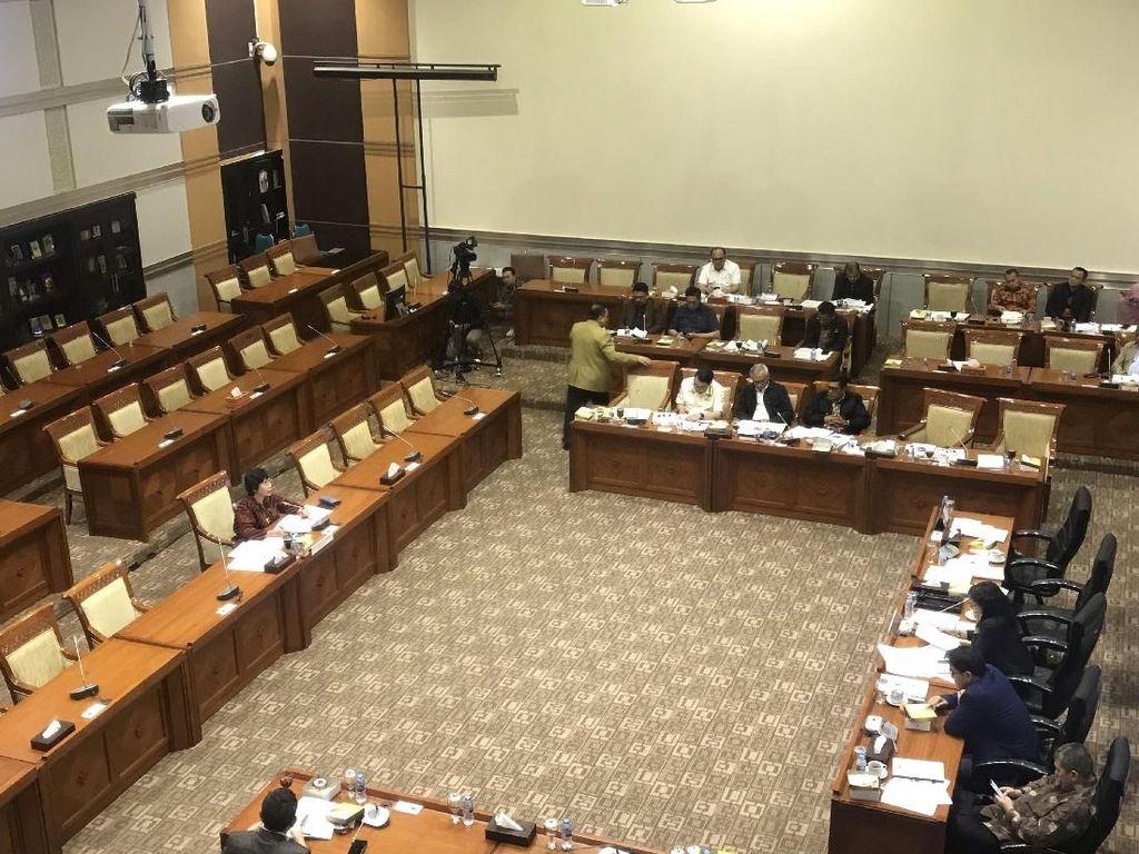 Capim Lili Setuju Revisi UU KPK soal Kewenangan Penerbitan SP3