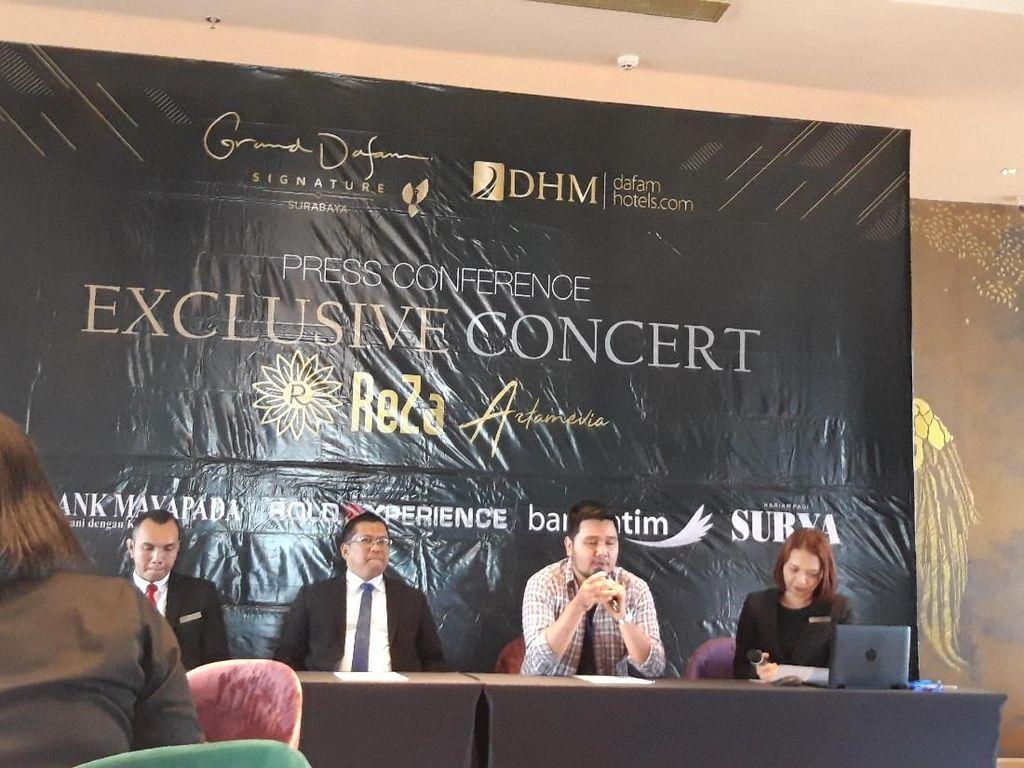 Hadirkan Eksperimen, Exclusive Concert Reza Artamevia Siap Guncang Surabaya