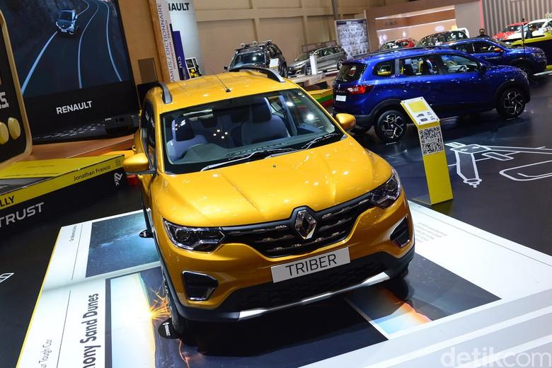 Renault Triber. Foto: Ari Saputra