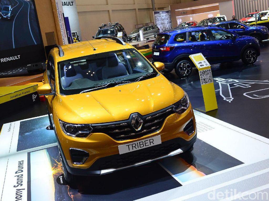 Renault Umbar Harga Triber Akhir September