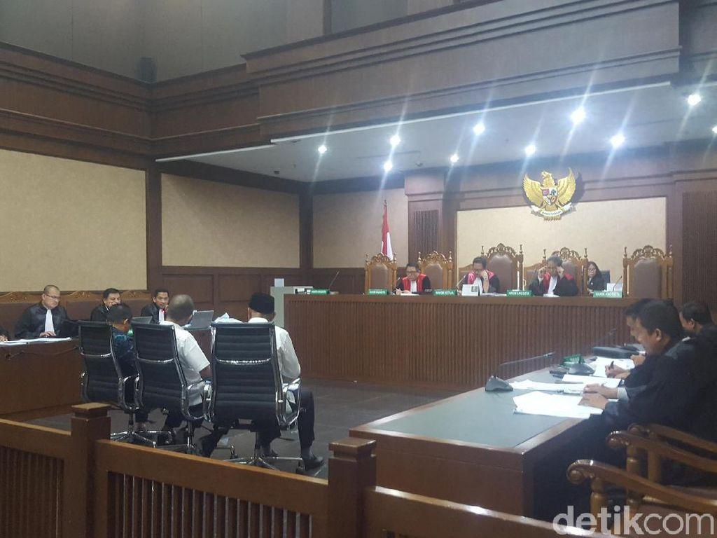 Saksi Ini Mengaku Beri Uang Rp 300 Juta ke Bowo Sidik untuk Kampanye