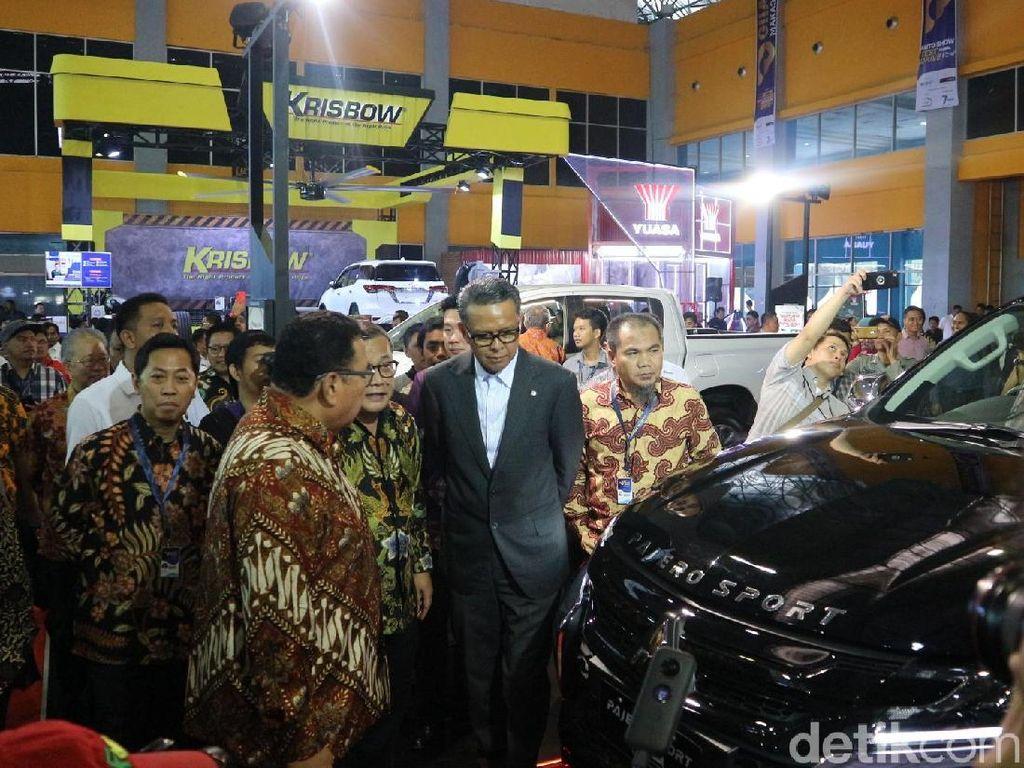 Industri Otomotif RI Lagi Kinclong, Gaspol Terus