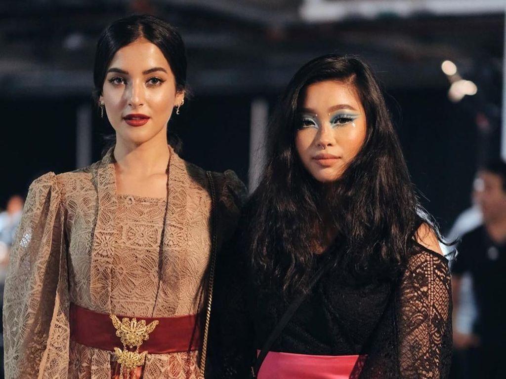 Tasya Farasya Pamer Kebaya Indonesia di New York Fashion Week