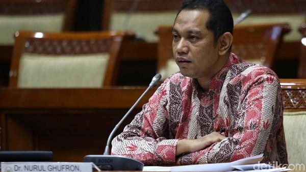 Wakil Ketua KPK Nurul Ghufron (Agung Pambudhy/detikcom)
