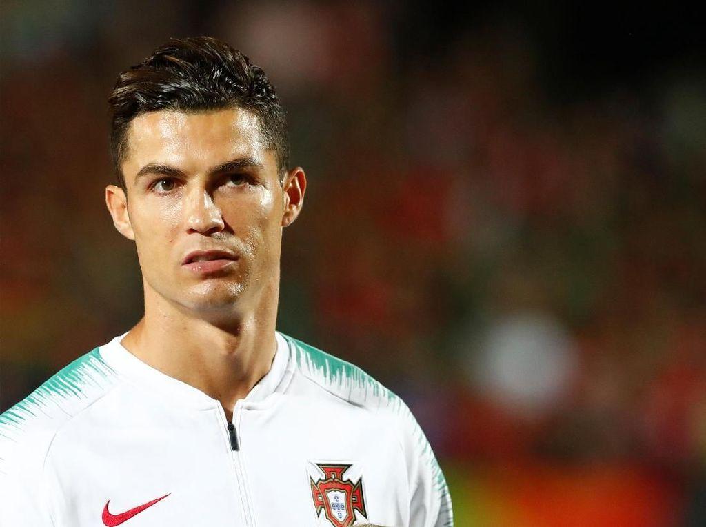 Video Lawas Mendiang Sang Ayah Bikin Ronaldo Menangis