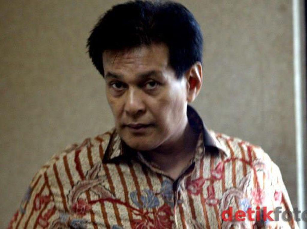 Korupsi APBD DKI, PK Aktor Lawas Herman Felani Kandas