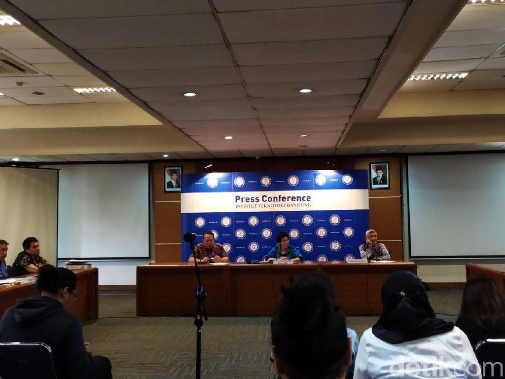 ITB Perkenalkan 30 Nama Calon Rektor, 5 di Antaranya Perempuan