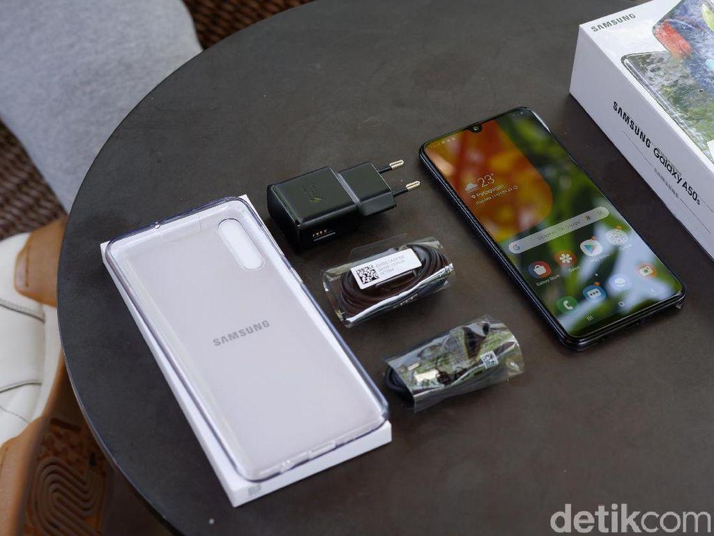 Samsung Akan Jual Ponsel Tanpa Charger?