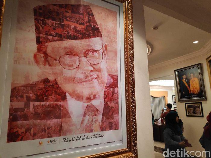 Presiden Ketiga Republik Indonesia, BJ Habibie, tutup usia. (Foto: Pradita Utama/Detikcom)