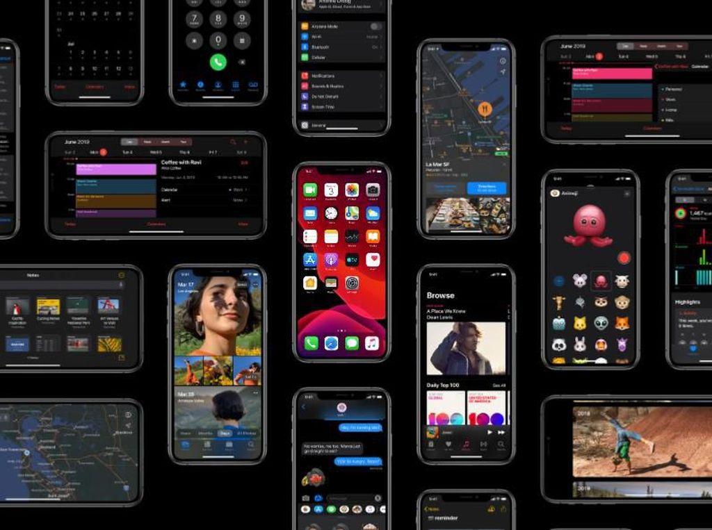 Apple Resmi Rilis iOS 13.1, Perlukah Diinstal?