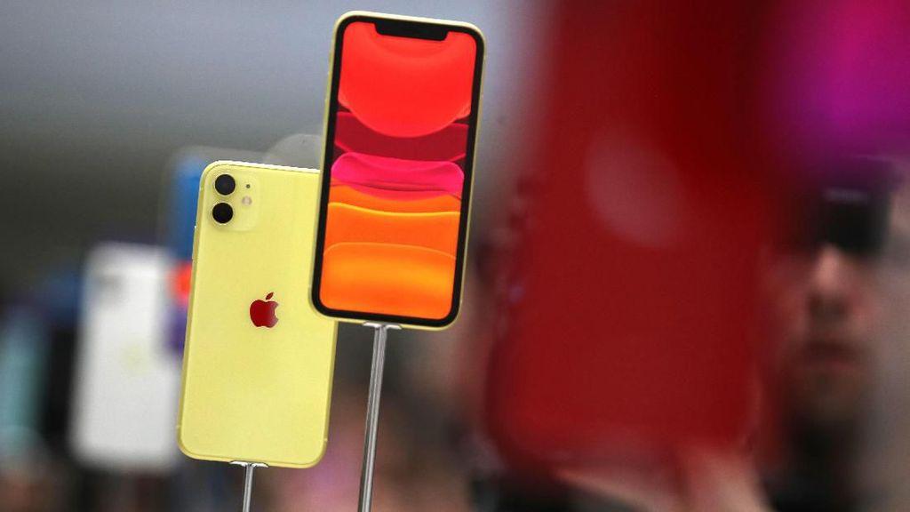 Penampakan iPhone 11 Harga Rp 9 Jutaan