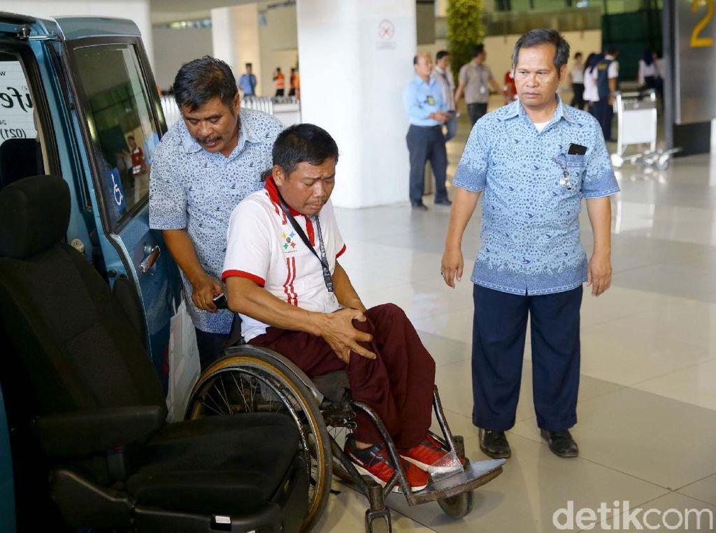 Sosialisasi Transportasi yang Ramah Bagi Disabilitas