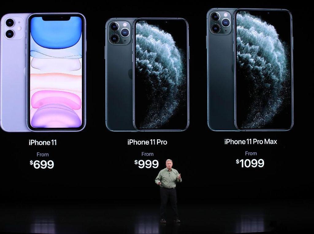 Harga iPhone 11, iPhone 11 Pro & iPhone 11 Pro Max di Singapura