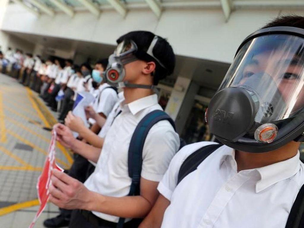 Aktivis Joshua Wong: Aksi Protes Hong Kong Harus Berlanjut