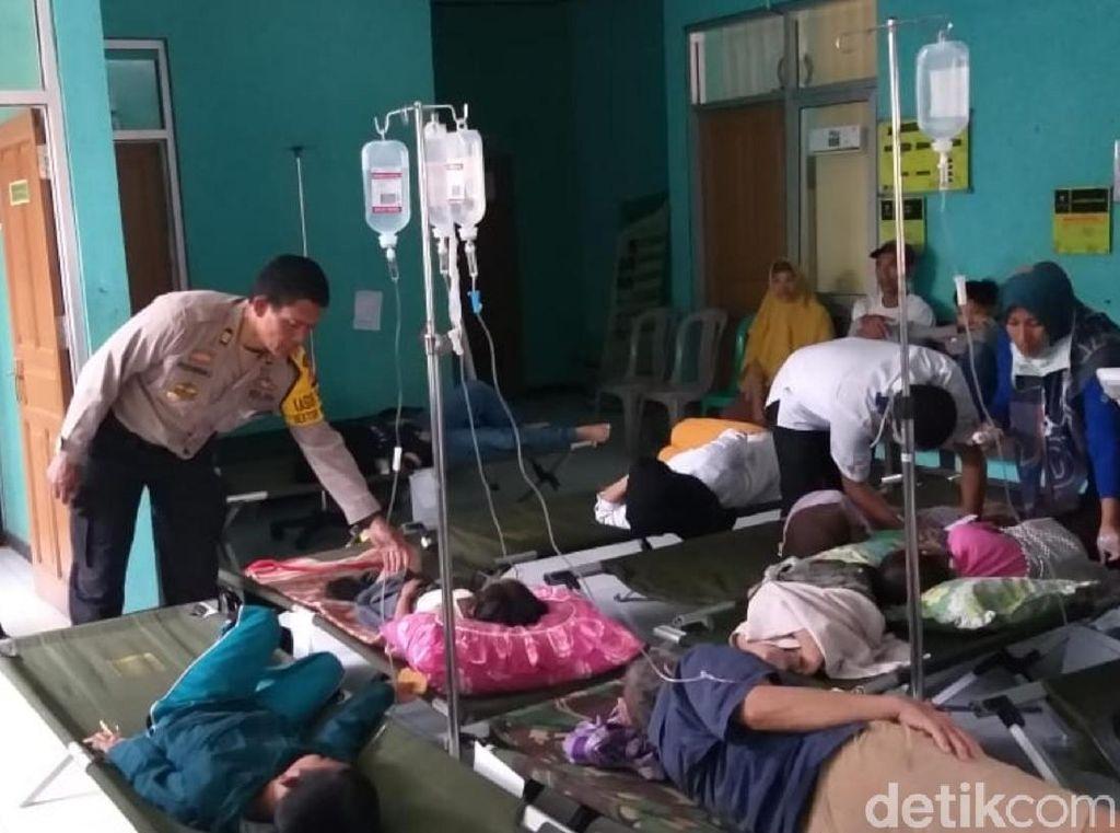 Keracunan Massal di Sukabumi, 1 Anak Tewas