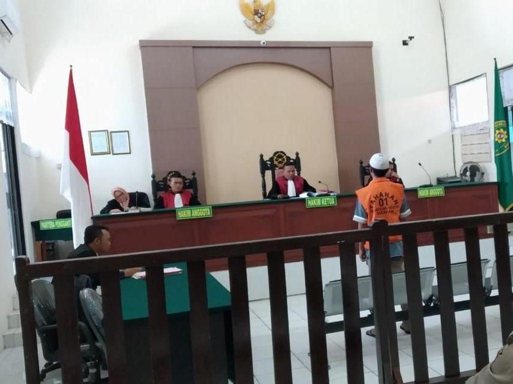 Dihukum Mati, Irfan Mengaku Dibayar Rp 40 Jutaan Sekali Edarkan Sabu