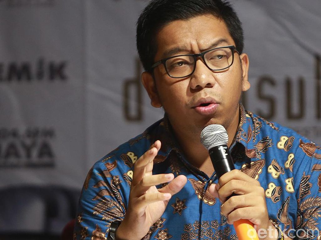 ICW soal OTT Bukti UU Baru Tak Perlambat Kerja KPK: Jokowi Tak Paham Kondisi