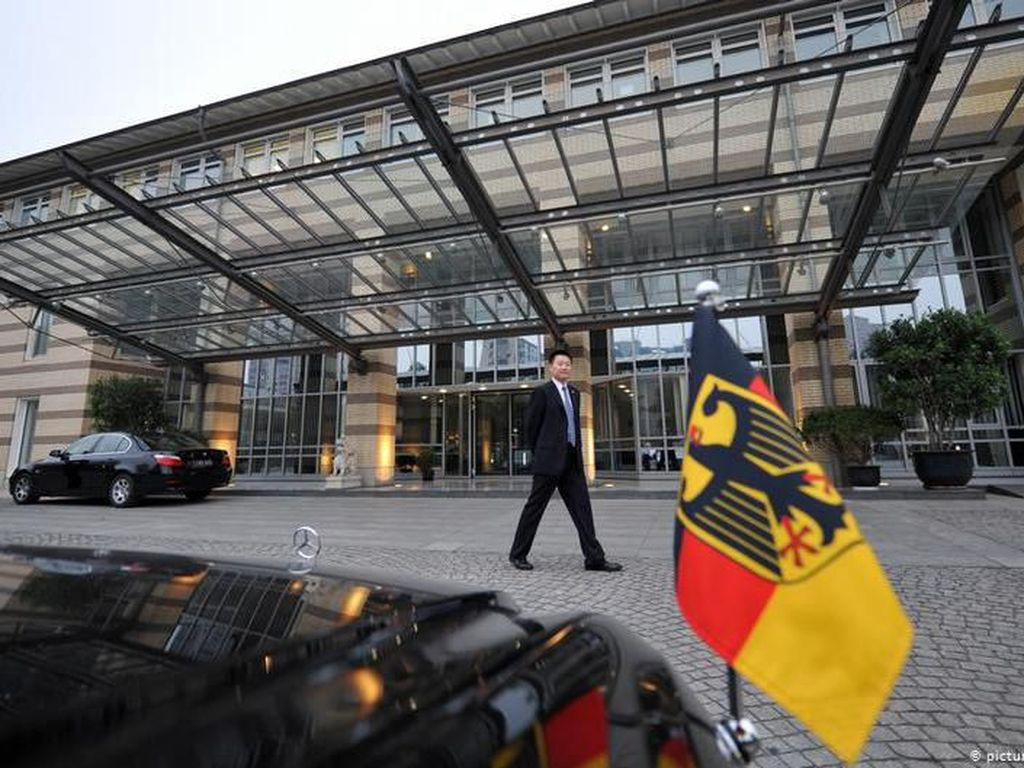 Protes Sikap Jerman Terhadap Aktivis Hong Kong, China Panggil Dubes Jerman