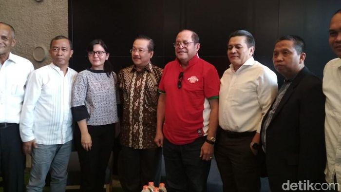Komite Pemilihan PSSI membuka pendaftaran ketua umum dan anggota Exco PSSI mulai Kamis (12/9). (Foto: Amalia Dwi Septi/detikSport)