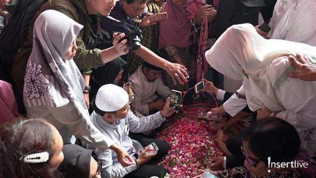 Pemakaman BJ Habibie di TMP Kalibata