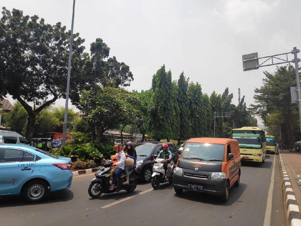 Area TMP Kalibata Ditutup Jelang Pemakaman Habibie Pukul 12.00 WIB