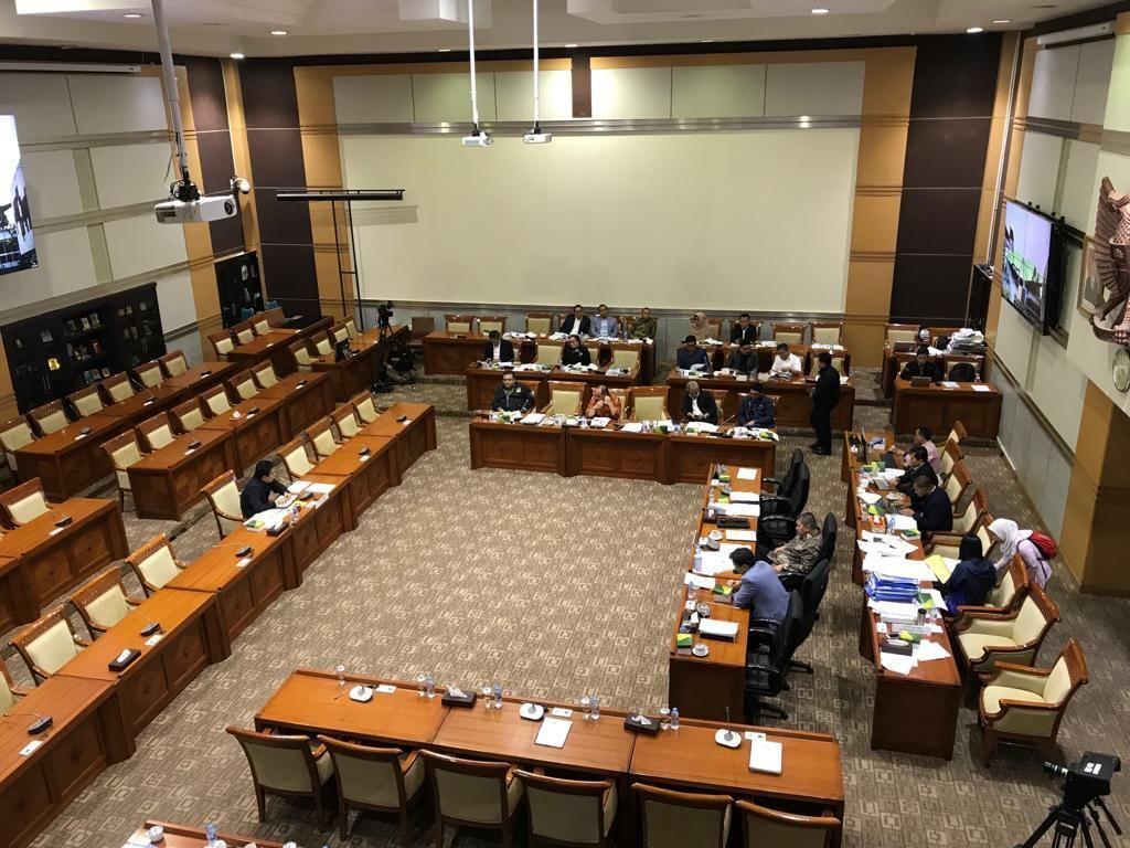 Capim Johanis Sebut WP KPK Bisa Diproses Hukum karena Tutup Logo KPK