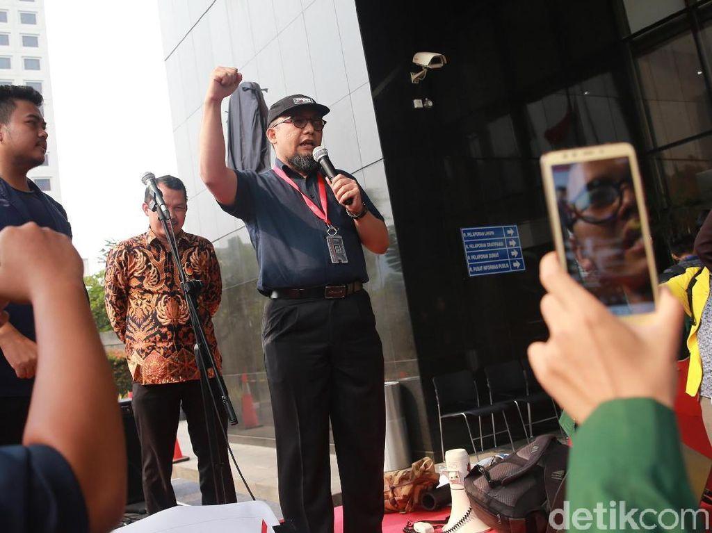 Novel Baswedan Tak Henti Diserang, Kali Ini OC Kaligis Gugat Kasus Walet