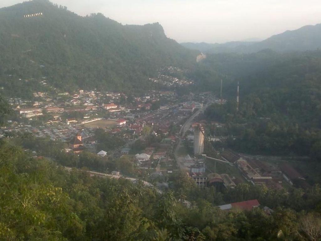 Sawahlunto, Kota Tambang yang Jadi Situs UNESCO