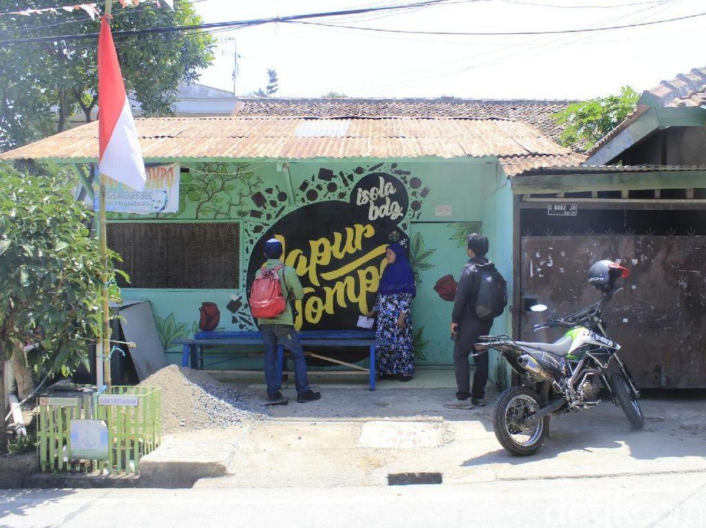 Foto: Peninggalan BJ Habibie di Isola Bandung