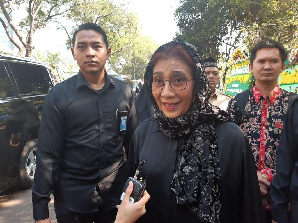 Kenang BJ Habibie, Susi Pudjiastuti: Pelopor Kebebasan