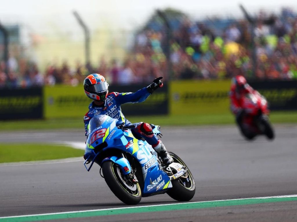 Menanti Serangan Alex Rins di MotoGP San Marino