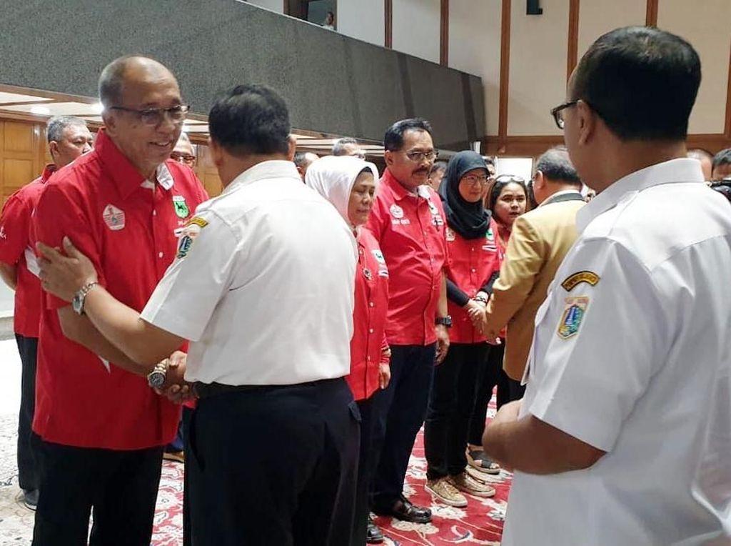 Ini Dia Pengurus Pordasi DKI Jaya 2019-2023