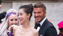 David Beckham Poligami, Nikahi Artis Tiongkok