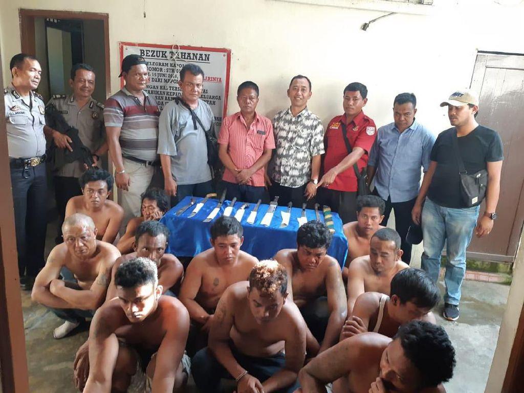 Dianiaya 11 Orang, Petani di Karo Tewas dengan Luka Bacok di Kepala