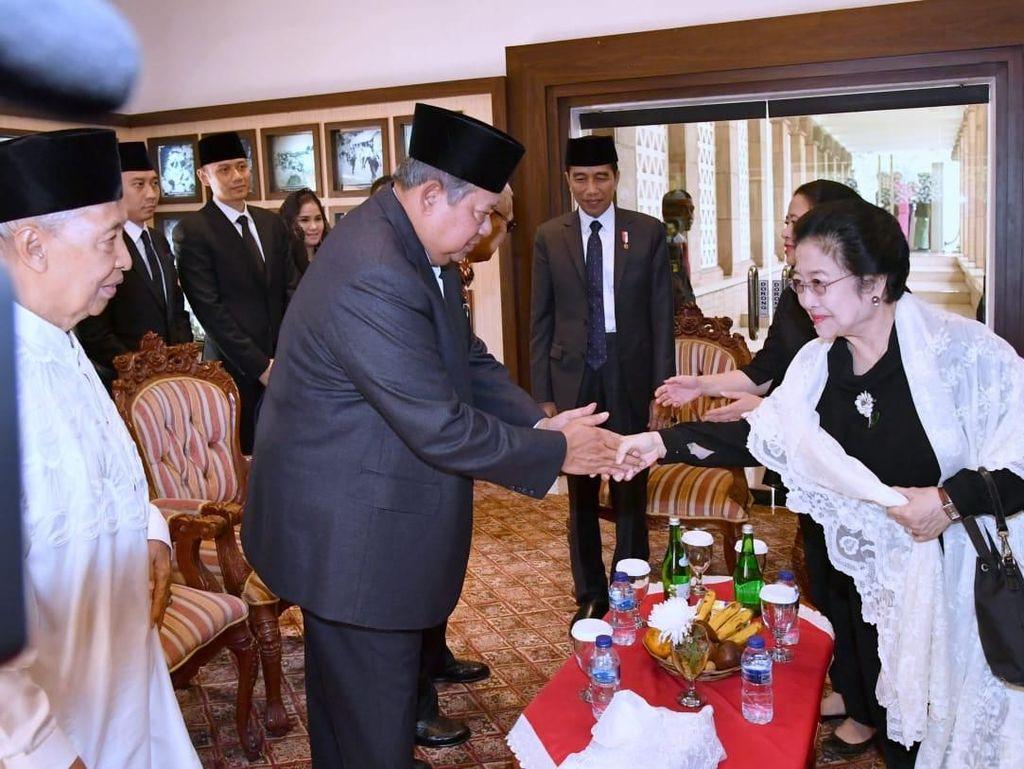 PDIP Vs PD Panas Lagi Gegara Cerita SBY Bilang Megawati Kecolongan