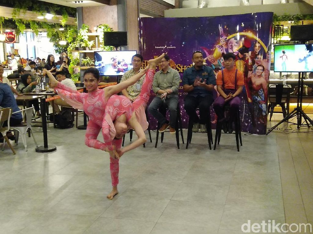 Akhir Pekan ini Ada Pertunjukkan Sirkus Kelas Dunia di Semarang