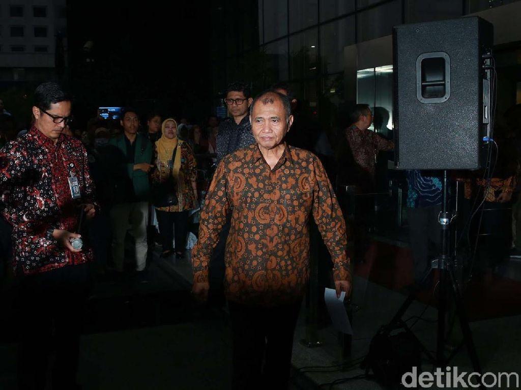 Ketua KPK Berharap Jokowi Ambil Langkah Penyelamatan