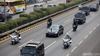Pemobil Masuk Iring-iringan RI 2: Catat! Konvoi yang Dikawal Tak Boleh Dibuntuti atau Disusupi