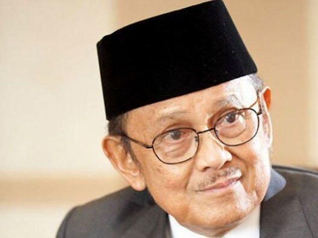Golkar DKI Usul ke Anies Jadikan BJ Habibie Nama Jalan di Jakarta