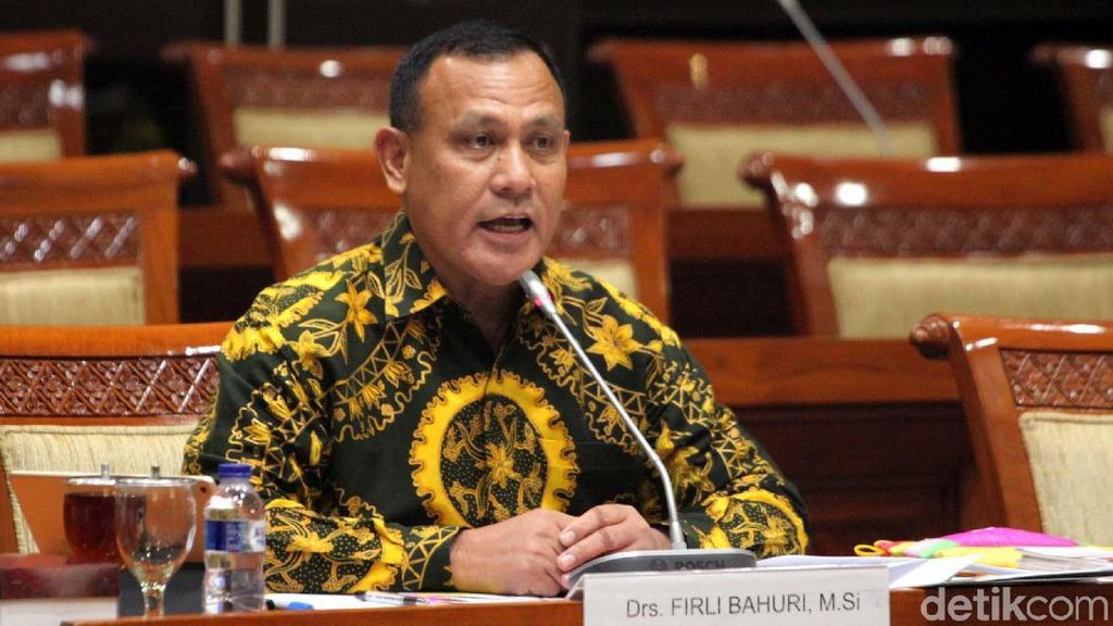 Terpilih Jadi Ketua KPK, Firli Bahuri Punya Harta Rp 18 M