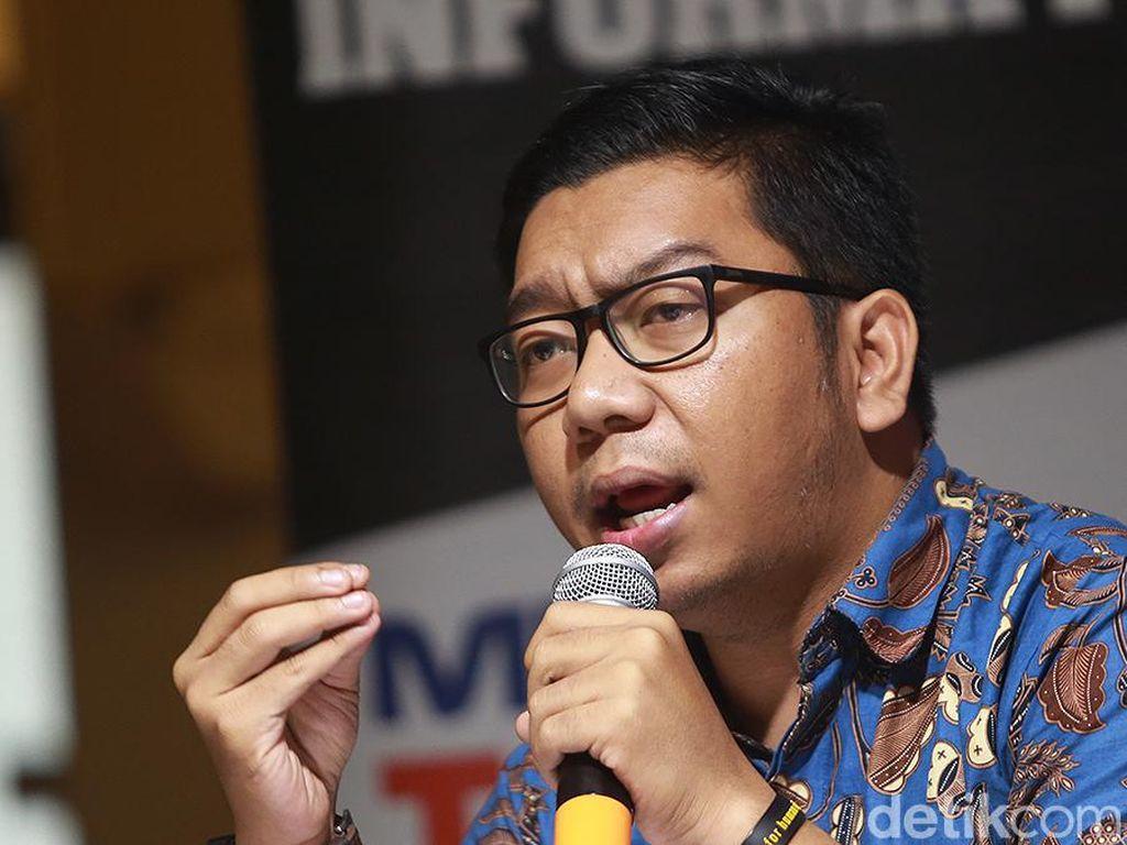 Dicolek Fahri soal Fadli Raih Penghargaan, ICW: DPR Aktor Pelemahan KPK