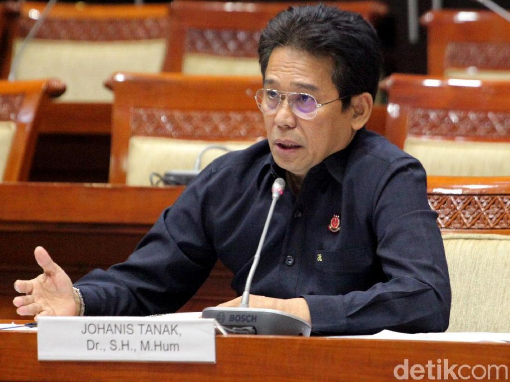 Alasan Capim Johanis Jarang Lapor LHKPN: Kelupaan karena Banyak Tugas
