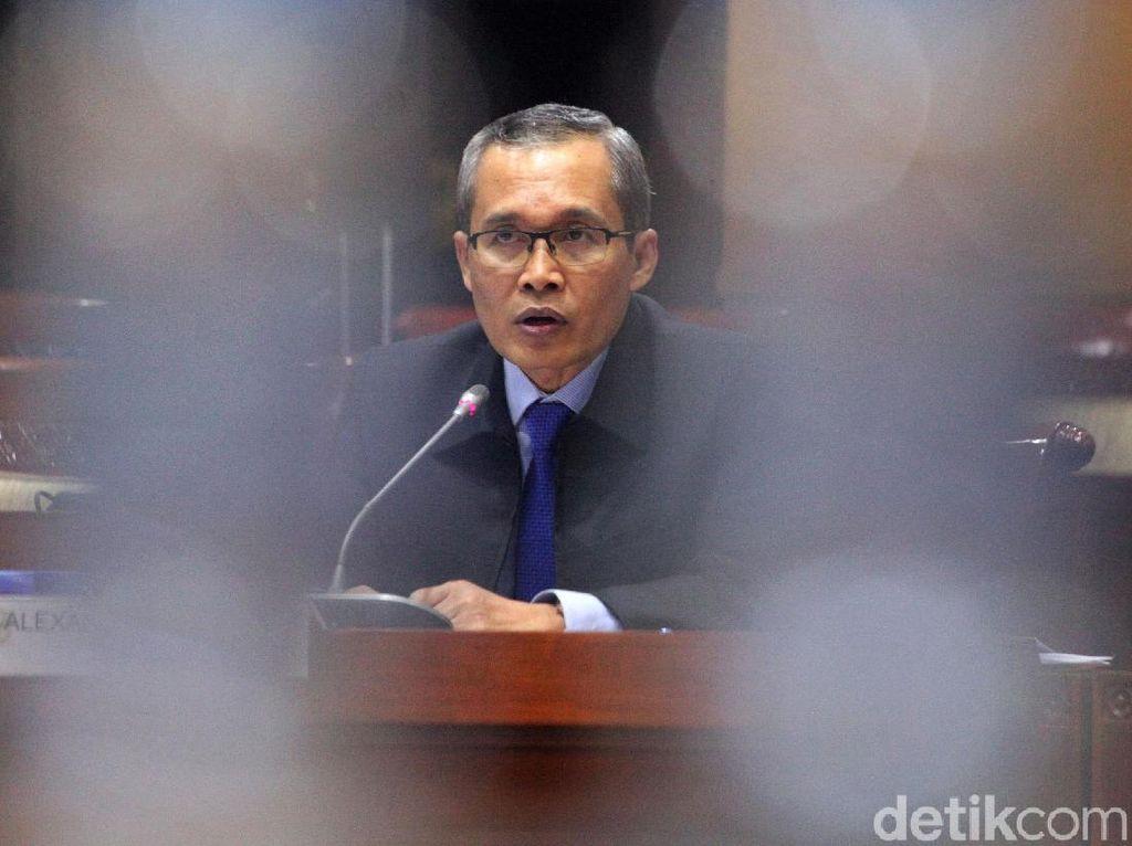 Kembali Jadi Pimpinan KPK, Ini Profil dan Rekam Jejak Alexander Marwata